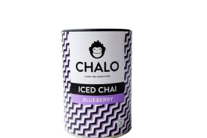 BLUEBERRY ICED CHAI