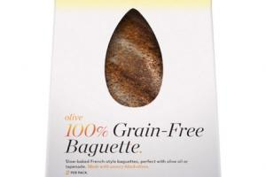 OLIVE 100% GRAIN-FREE BAGUETTE