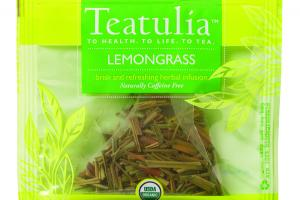 CAFFEINE FREE LEMONGRASS HERBAL INFUSION
