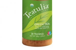 ORGANIC GREEN TEAS BAGS