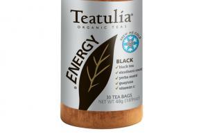 BLACK ORGANIC ENERGY TEA BAGS