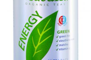 GREEN ENERGY ORGANIC TEAS BAGS