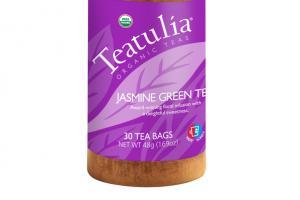 JASMINE GREEN ORGANIC TEA BAGS