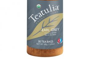 EARL GREY ORGANIC TEA BAGS