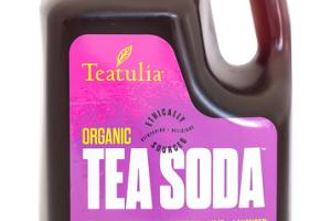 LEMONGRASS TEA + WILD BERRY + LIME + LAVENDER ORGANIC TEA SODA CONCENTRATE