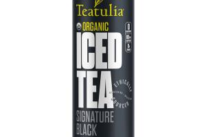 SIGNATURE BLACK ORGANIC ICED TEA