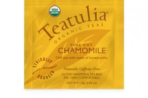 CHAMOMILE ORGANIC FINE CUT TEA BAG