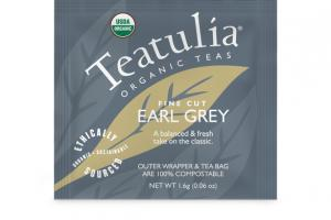 EARL GREY ORGANIC FINE CUT TEA BAG