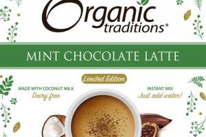 MINT CHOCOLATE LATTE INSTANT MIX