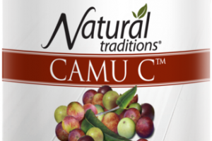 HIGH IN ANTIOXIDANT VITAMIN C DIETARY SUPPLEMENT CAPSULES, CAMU CAMU BERRY
