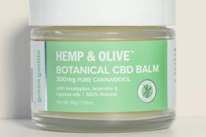 HEMP & OLIVE BOTANICAL CBD BALM