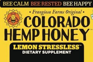 LEMON STRESSLESS 15MG FULL-SPECTRUM HEMP EXTRACT DIETARY SUPPLEMENT STICK