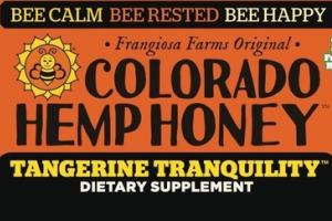 TANGERINE TRANQUILITY DIETARY SUPPLEMENT