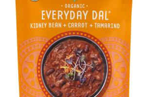 ORGANIC KIDNEY BEAN + CARROT + TAMARIND EVERYDAY DAL