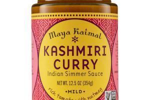 MILD KASHMIRI CURRY INDIAN SIMMER SAUCE
