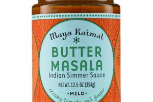 MILD BUTTER MASALA INDIAN SIMMER SAUCE