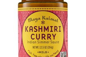MILD KASHMIRI CURRY INDIAN SIMMER SAUCE