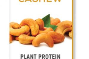 CASHEW ORGANIC PLANT PROTEIN FROM NUTS & SEEDS