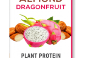 ALMOND DRAGONFRUIT ORGANIC PLANT PROTEIN FROM NUTS & SEEDS
