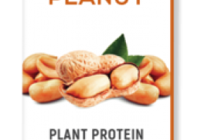 PEANUT ORGANIC PLANT PROTEIN FROM NUTS & SEEDS