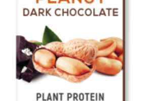 PEANUT DARK CHOCOLATE ORGANIC PLANT PROTEIN FROM NUTS & SEEDS