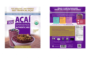ACAI SUPERFOOD PACKS AUTHENTIC MIX