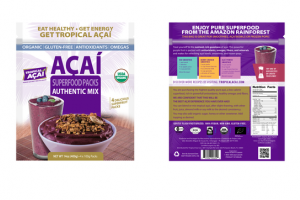 ACAI AUTHENTIC MIX SUPERFOOD PACKS