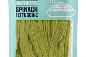 GLUTEN-FREE SPINACH FETTUCCINE