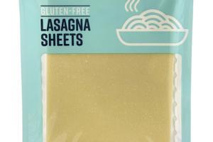 GLUTEN-FREE LASAGNA SHEETS