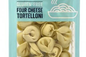 GLUTEN-FREE FOUR CHEESE TORTELLONI FRESH PASTA