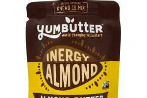 ALMOND BUTTER WITH BALANCED ENERGY & ADAPTOGENS ENERGY ALMOND