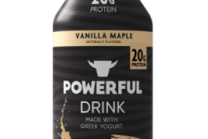 VANILLA MAPLE DRINK