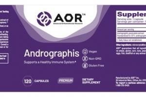 ANDROGRAPHIS PREMIUM DIETARY SUPPLEMENT CAPSULES