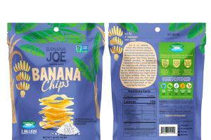SEA SALT BANANA CHIPS