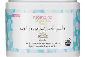 SOOTHING OATMEAL BATH POWDER