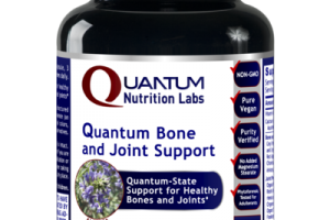 QUANTUM-STATE SUPPORTS FOR HEALTHY BONES AND JOINTS DIETARY SUPPLEMENT VEGETARIAN CAPSULES