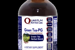 GREEN TEA-PG PROBIOTIC-FERMENTED HERBAL BLEND DIETARY SUPPLEMENT, GREEN TEA