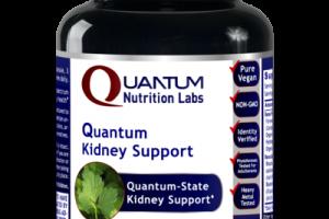 QUANTUM-STATE KIDNEY SUPPORT DIETARY SUPPLEMENT VEGETARIAN CAPSULES