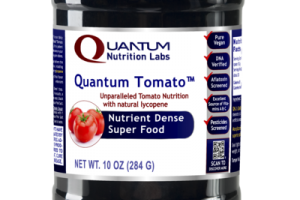 QUANTUM UNPARALLELED TOMATO NUTRITION WITH NATURAL LYCOPENE NUTRIENT DENSE SUPER FOOD
