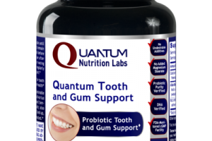 QUANTUM TOOTH AND GUM SUPPORT A DIETARY SUPPLEMENT VEGETARIAN CAPSULES
