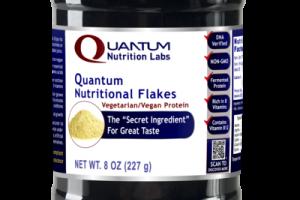 QUANTUM NUTRITIONAL FLAKES VEGETARIAN/VEGAN PROTEIN