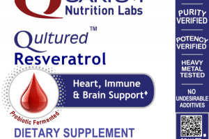 OULTURED RESVERATROL HEART, IMMUNE & BRAIN SUPPORT~ DIETARY SUPPLEMENT