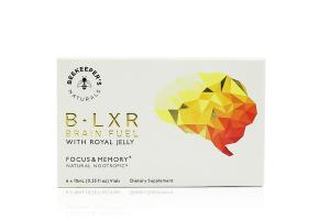 B.LXR BRAIN FUEL WITH ROYAL JELLY DIETARY SUPPLEMENT