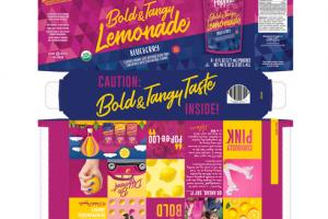 BLUEBERRY ORGANIC BOLD & TANGY LEMONADE