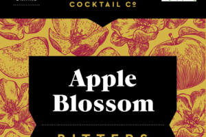 APPLE BLOSSOM BITTERS GENTIAN ROOT & WHOLE SPICES DRINKS