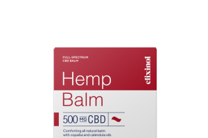 FULL-SPECTRUM 500MG CBD HEMP BALM