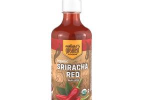 SRIRACHA RED ORGANIC SAUCE
