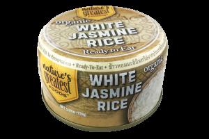ORGANIC WHITE JASMINE RICE