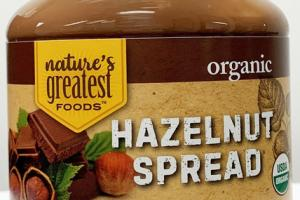 HAZELNUT SPREAD
