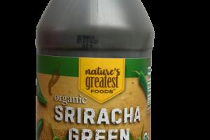 ORGANIC SRIRACHA GREEN SAUCE